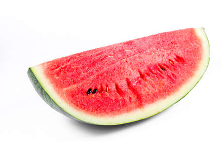 water melon: Water melon isolated on white background