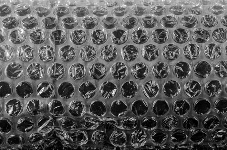 packing material: air bubble wrap packaging for protection product from damage in transportation