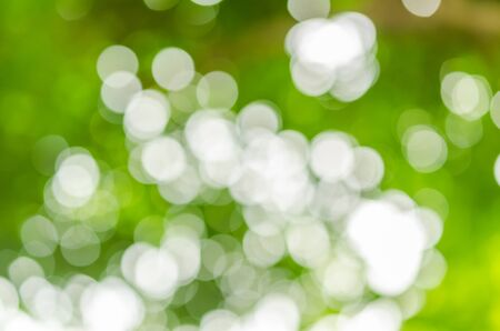 bokeh light blur abstract background