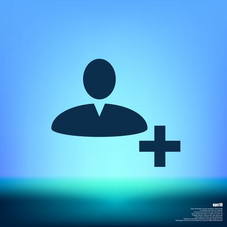 validation: User profile web icon vector illustration design