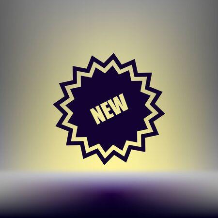 Novelty Web Icon Illustration