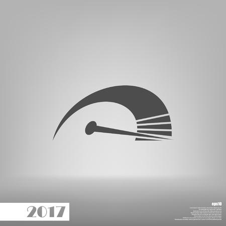 speed: High speed symbol icon
