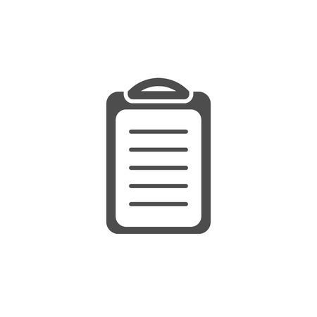 formalize: Check list icon illustration