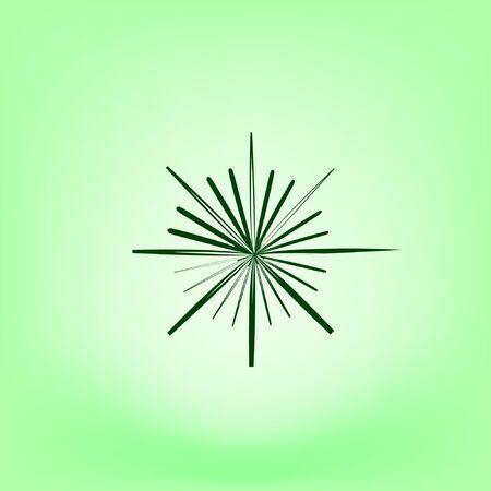 abstract: Abstract logo vector icon design element