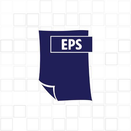 postscript: Encapsulated post script file icon