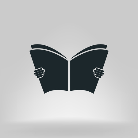 reading Book icon