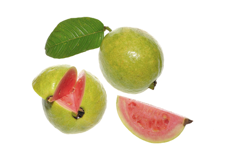 guava fruit: guava fruits