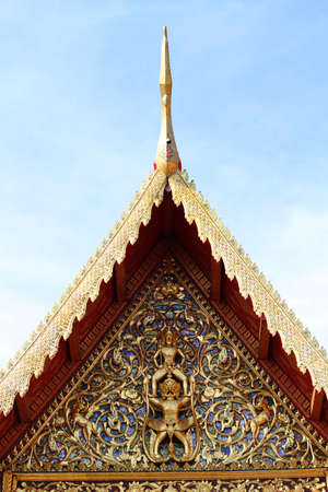 the history deity in Thailand photo