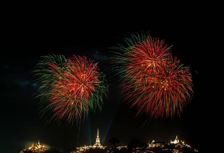 commemoration: Fireworks