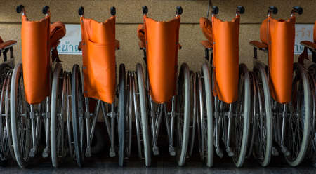 sustained: wheelchair or walking does not help the movement, mobility and relief from leg injuries sustained are not