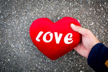 hacer el amor: Hacer el amor en el D�a de San Valent�n en el amor verdadero.