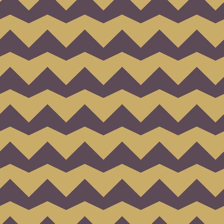 tone: earth tone zigzag triangle seamless pattern