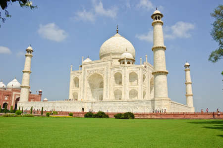 Taj Mahal, India Stock Photo - 10892958