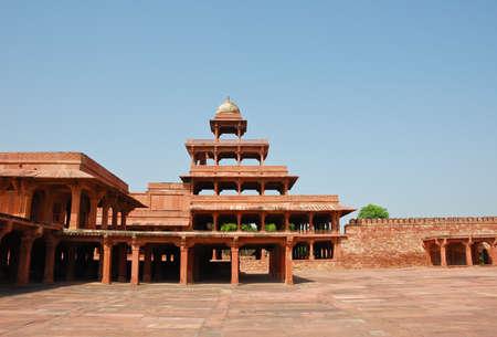 fatehpur: Fatehpur Sikri in Agra, India