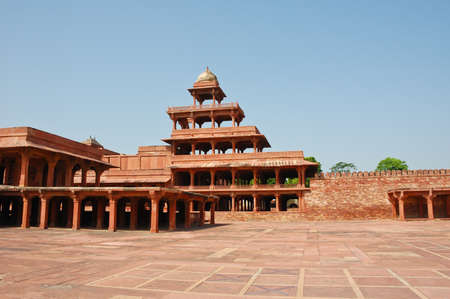 uttar: Fatehpur Sikri in Agra, India