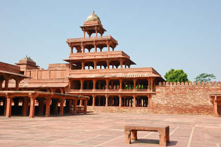Fatehpur Sikri in Agra, India photo
