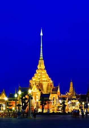 Thai Royal Crematorium in Bangkok, Thailand