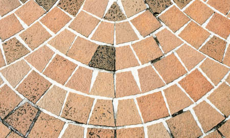 Paving stone pattern photo