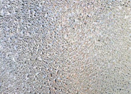 Verre dépoli texture