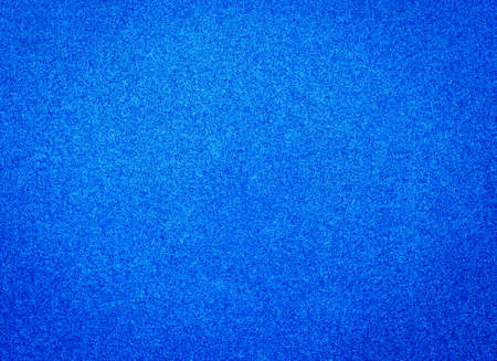 Blue glitter fabric background photo