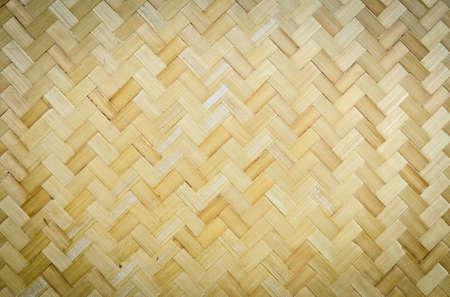 Bamboo weave pattern Stock Photo - 17205031