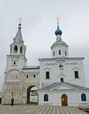 bogolyubovo: Russian Orthodox monastery in Bogolyubovo, Russia
