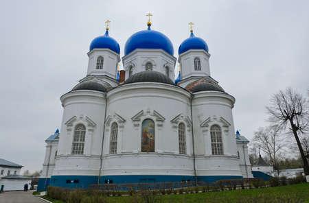 bogolyubovo: Orthodox monastery in Bogolyubovo, Russia