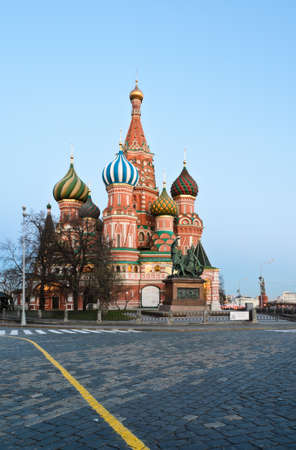 St  Basil s Cathedral in Moscow, Russia photo