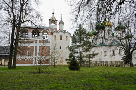Monastery of Saint Euthymius in Suzdal, Russia photo