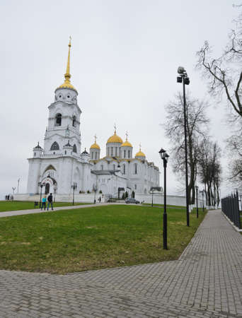 assumption: Assumption Cathedral in Vladimir, Russia