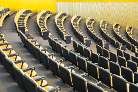 Meeting room Standard-Bild