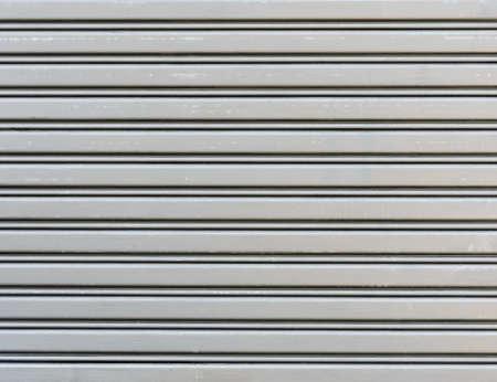 metal sheet: Corrugated metal sheet background