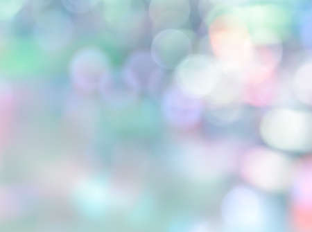 pastel color: Defocused lights pastel color abstract background