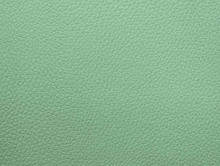 Green leather texture background photo