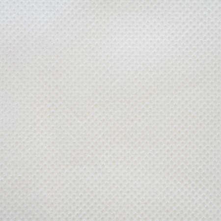 White nonwoven fabric texture background 写真素材