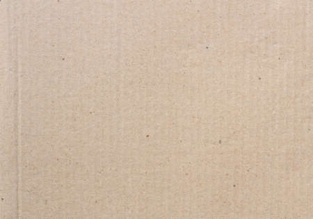 Corrugated cardboard paper texture background photo