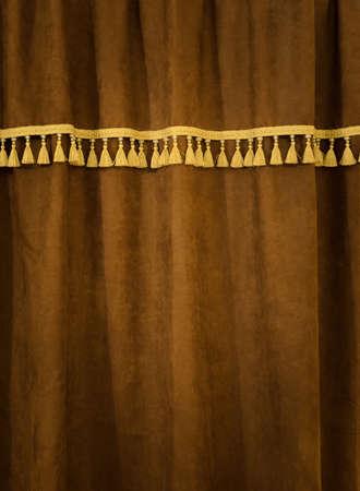 certain: Brown velvet certain pattern background