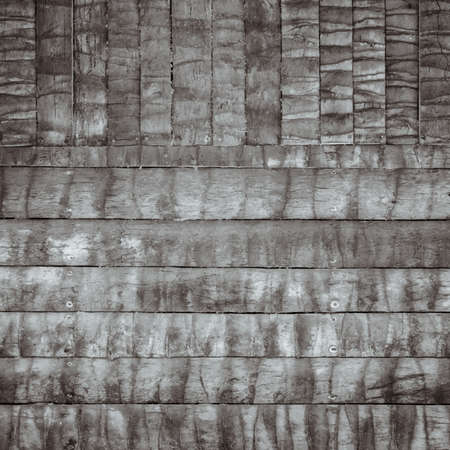 log wall: Dark brown wood log wall texture background