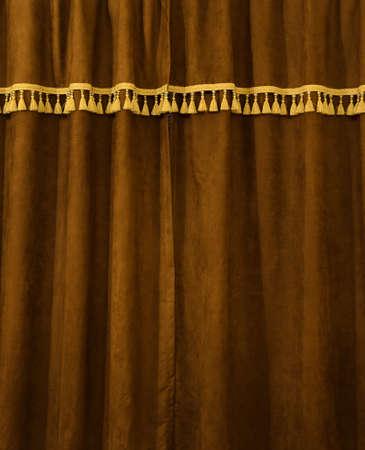 certain: Brown velvet closed certain pattern background