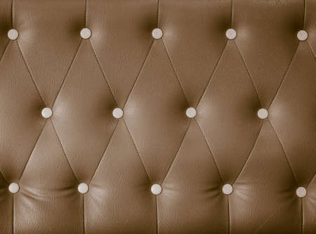 brown leather sofa: Brown leather sofa pattern texture background