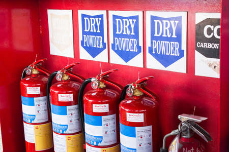 dry powder: dry powder Stock Photo