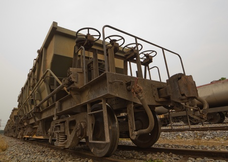 Bogie Hopper Wagon photo