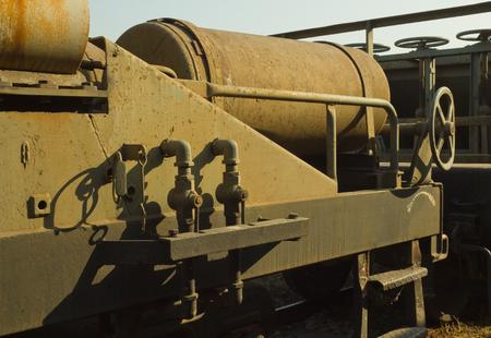 bogie: Parts of Bogie Hopper Wagon (BHW)