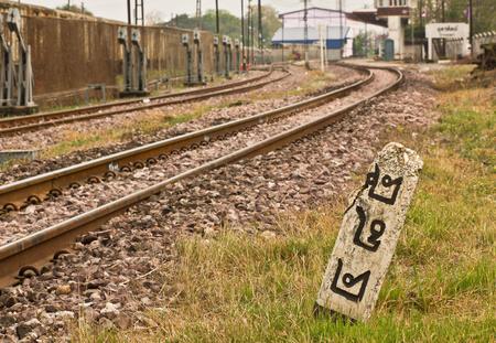 milestone: Railway milestone number 485