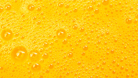 orange texture: Beautiful orange texture bubbles background
