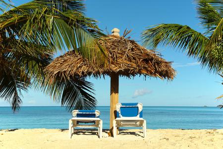 vacanza al mare: sfondo spiaggia tropicale destinazione di vacanza immagine