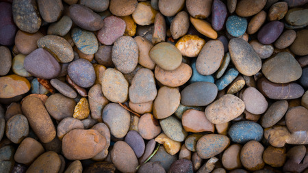 river rock: Abstract stone pattern texture background.