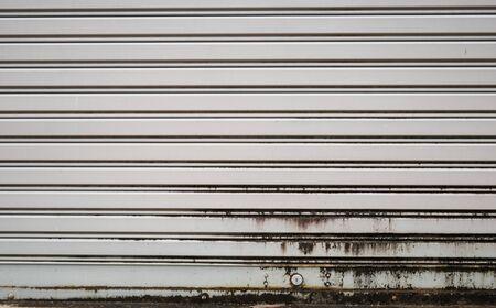 steel door: Steel door texture background Stock Photo