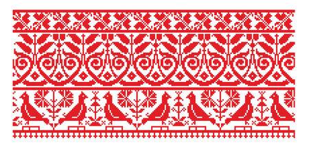 broderie: Il existe un syst�me de profil ukrainienne de broderie