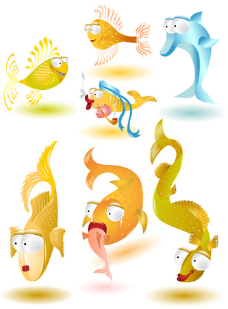 eel: fish glossy icon